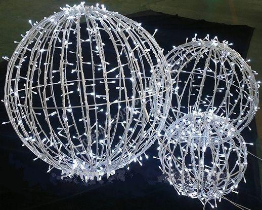 Как сделать светодиодный шар своими руками