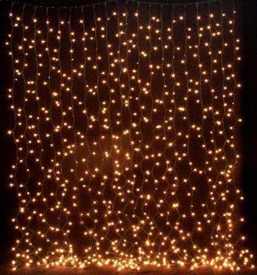 Световая завеса 1.5 теплый белый купить